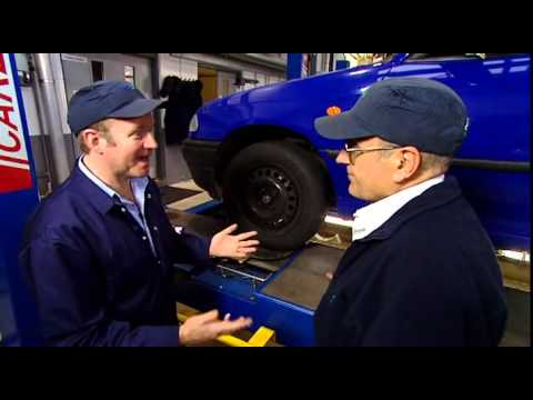 MOT testing - The Great Mistakes