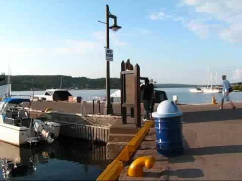 Ontario Travel: Harbour of Penetanguishene