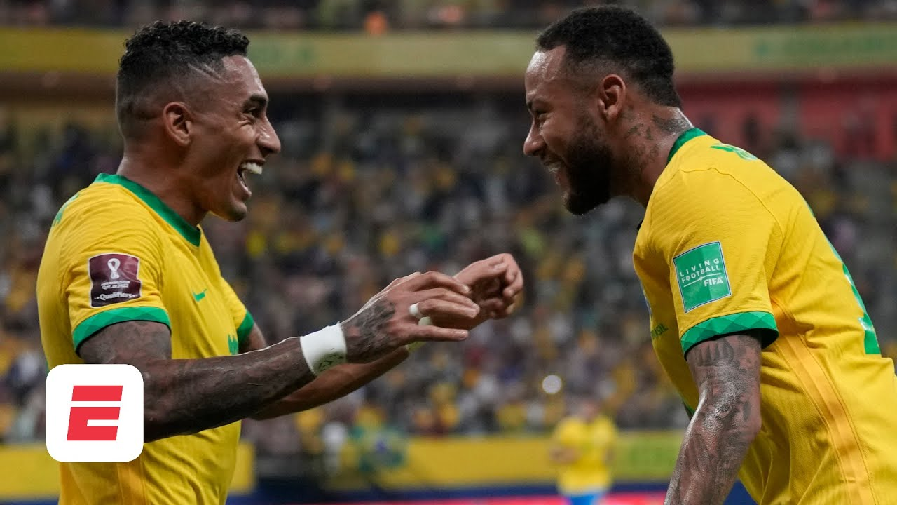 Download Will Brazil and Argentina's talent lead them to deep runs in the World Cup? | ESPN FC