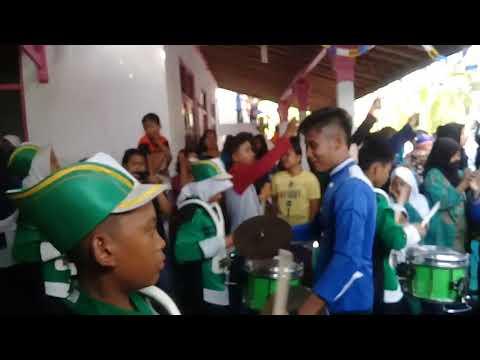 Marching band Mts Pui Tenajar-jaran goyang