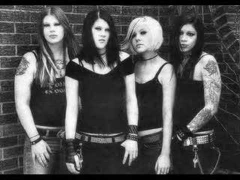 Kittie - Safe (KMFDM Remix)