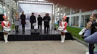 Посол Республики Эль-Сальвадор в России Эфрен Арнольдо Берналь Чевес