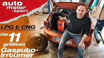 LPG & CNG: Die 11 größten Gasauto-Irrtümer - Bloch erklärt #54   auto motor und sport