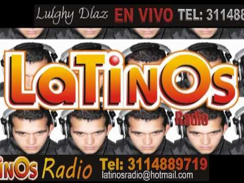 PODER LATINO - 08 - LUIGHY DIAZ - MIX POP ROCK ELECTRONICA - LATINOS RADIO - -LUIGHY DIAZ EN VIVO