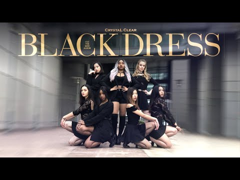 CLC (씨엘씨) - BLACK DRESS dance cover by RISIN'CREW from France