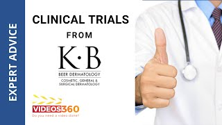 Now Trending - Clinical Trials by Research Institue of Southeast by Beer Dermatology.