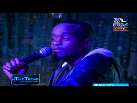 Gospel artist Ben Cyco performs 'One Touch' on #theTrend