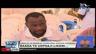 Mauti ya Likoni Feri: Simulizi ya mumewe marehemu Mariam Kighenda
