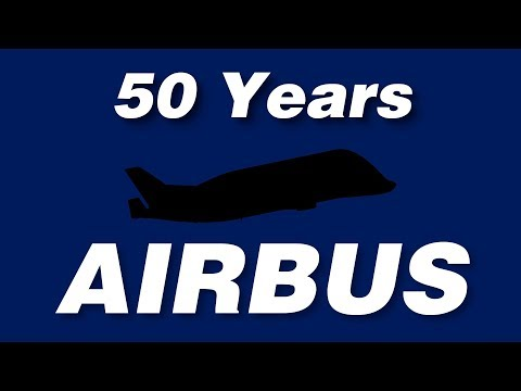 50 Years Airbus | An Aviation Film