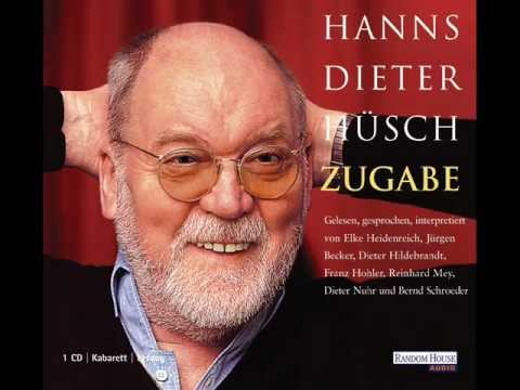 Hanns Dieter Hüsch Psalm