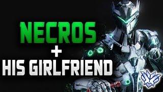Necros Genji + His GM Girlfriend Mercy! Perfect duo? [ OVERWATCH SEASON 12 TOP 500 ]