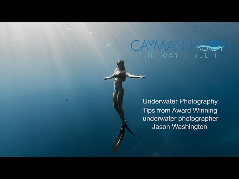 Underwater Photography Tips- Freediving Cayman's North Wall