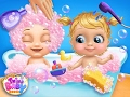 Crazy Twins Baby House - Educational Education - Videos Games for Kids - Girls - Baby Android