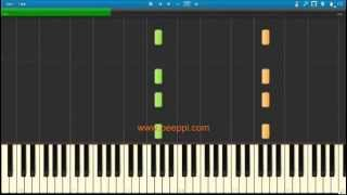Thumbi Vaa - How to play it on keyboard - Part 1