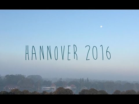 trip to hannover, 2016 || alice