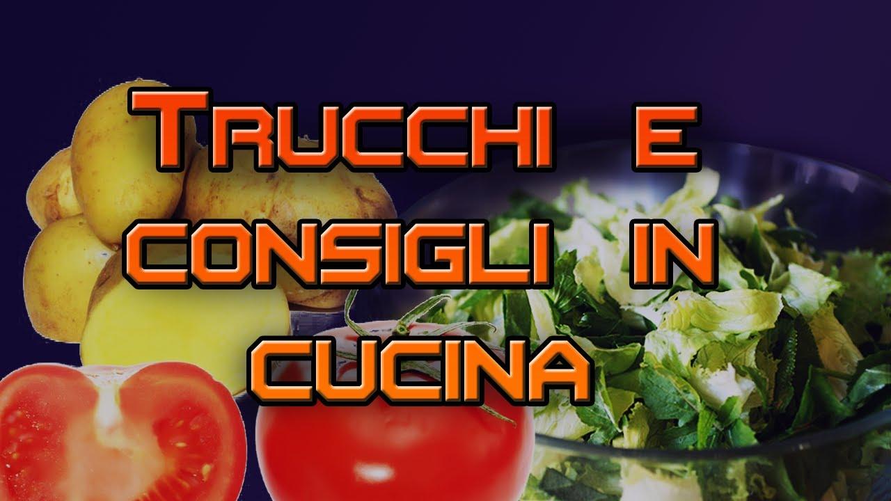 Consigli e trucchi in cucina #Ludvic
