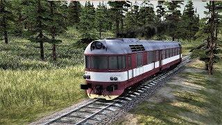 Pierwszy pociąg - Workers & Resources Soviet Republic #7