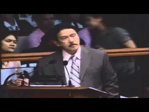 Bongbong Marcos And Tito Sotto Pursue In Dissecting Bangsamoro Basic Law P1