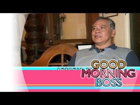 [Good Morning Boss] REEL Talk: with Antonio Villegas [03|01|16]