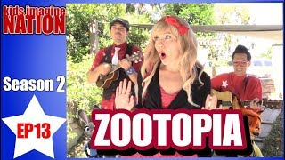 """""""Try Everything"""" ZOOTOPIA Cover Song 