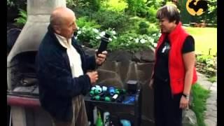 видео Вода в саду