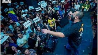 "Nimeni Altu' Live – Lansare  ""De la fereastra darapanata"" | 06.06.2015"
