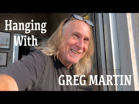 Thom Bresh - Hanging With GREG MARTIN