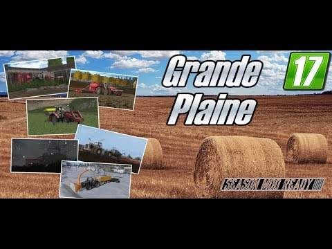 Farming Simulator 2017 | Grande Plaine | Multiplayer | Live Stream 8th August 2017