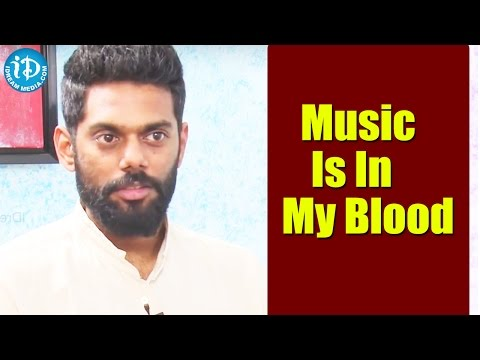 Music Is In My Blood - Achu Rajamani || Exclusive Interview || Talking Movies with iDream