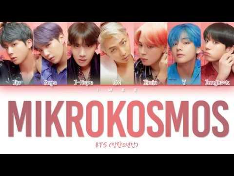 BTS (방탄소년단) - 소우주 (Mikrokosmos) (Han|Rom|Eng) Color Coded Lyrics/한국어 가사