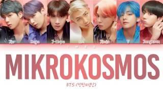 Baixar BTS (방탄소년단) - 소우주 (Mikrokosmos) (Han|Rom|Eng) Color Coded Lyrics/한국어 가사