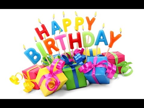 Original Happy Birthday Song In English Mp3 Free Download Children Friendly