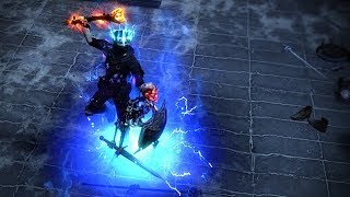 Path of Exile: Harbinger Convocation