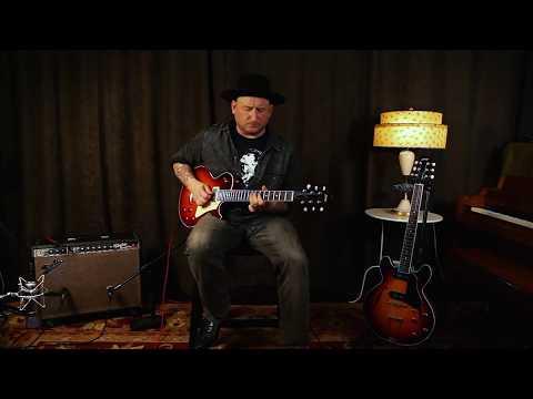 Josh Smith - Collings CL  - Clean Blues Shuffle