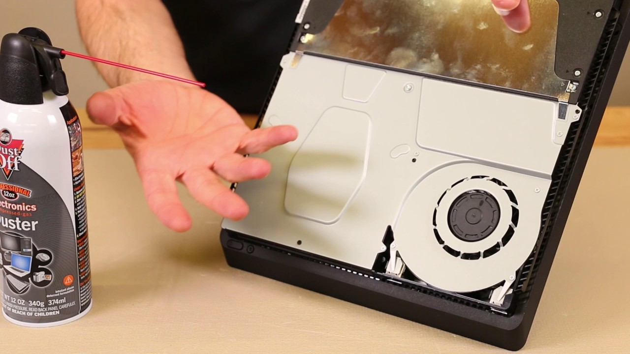 PS4 Slim Fan Cleaning - Easier Than You Think!