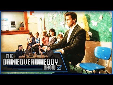 Gun Control and Kindergarten Cop - The GameOverGreggy Show Ep. 134