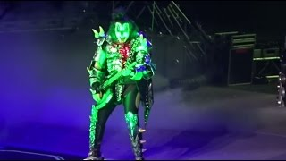 KISS - God of Thunder - live @ Ziggo Dome, Amsterdam, 18 June 2015