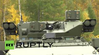 "Russia: Check out the ""unique"" and powerful BMP T-15 AIFV"
