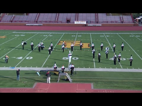 HILLTOPPER INVITATIONAL: Twin Springs High School Marching Band