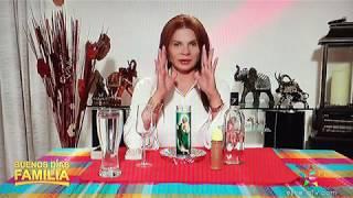 Mhonividente en Buenos dias Familia 1/9/2018 RITUAL PARA EL TRABAJO
