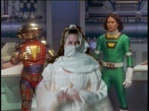Power Rangers Turbo - Shift into Turbo - Goodbye Zordon, Hello Dimitria