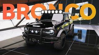 FORD BRONCO CUSTOMIZATION - Forza Horizon 5