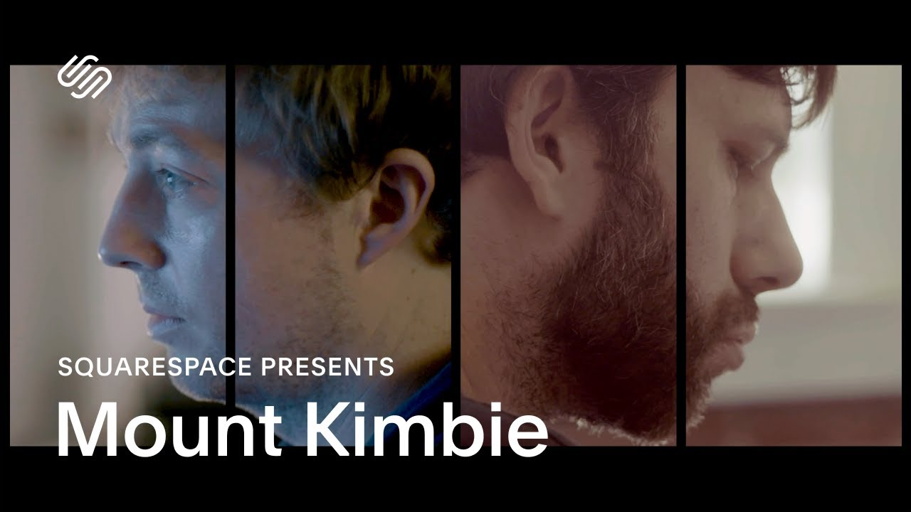 Creating Music at a Distance with Mount Kimbie | Squarespace Presents