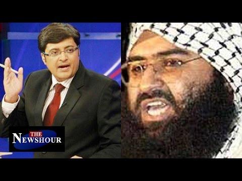 Will Pakistan Handover Maulana Masood Azhar? : The Newshour Debate (13th Jan 2016)