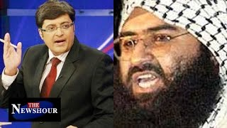 Will Pakistan Handover Maulana Masood Azhar? : The Newshour Debate (13th Jan 2016)