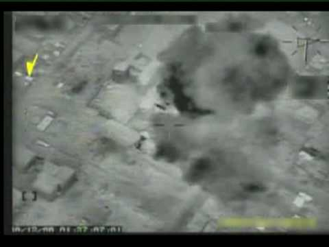 Israeli Air Force Strikes Hamas Government Complex in Gaza