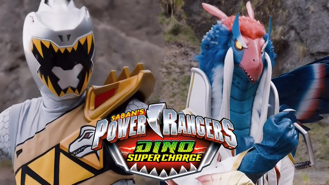 power rangers dino super charge silver ranger 39 s identity zenowing episode 14 silver secret. Black Bedroom Furniture Sets. Home Design Ideas