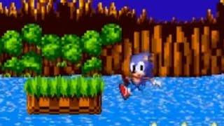 Sonic The Hedgehog (genesis) Playthrough   Nintendocomplete