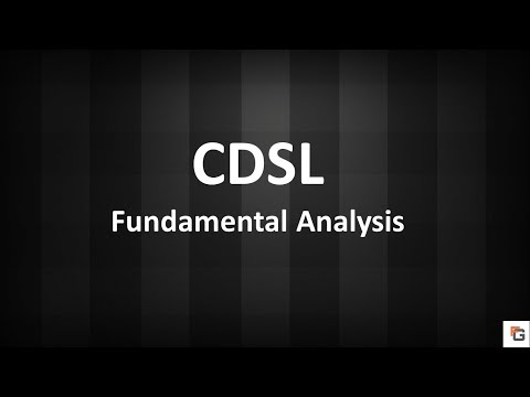 CDSL Fundamental analysis