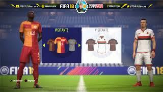 FIFA 18 SUPER LIG Kits & Ratings
